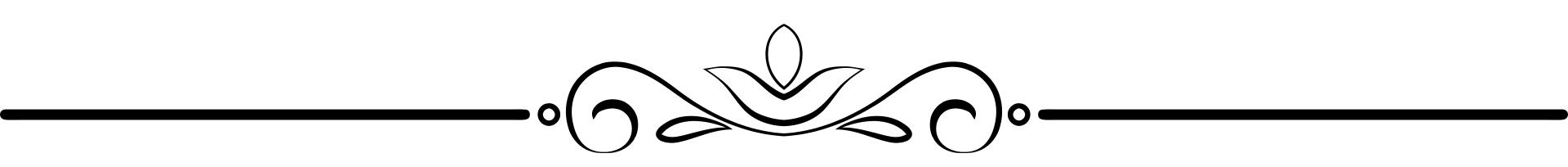 elegancki separator