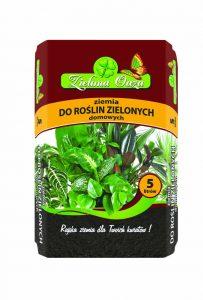 Podłoże do roślin doniczkowych Zielona Oaza