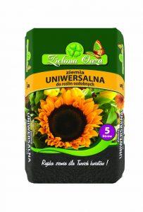 Ziemia uniwersalna do roślin ozdobnych Zielona Oaza