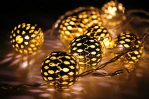 Lampli choinkowe - oswietlenie